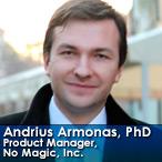Andrius Armonas, PhD