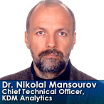 Nikolai Mansourov, PhD