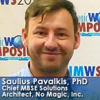 Saulius Pavalkis, PhD
